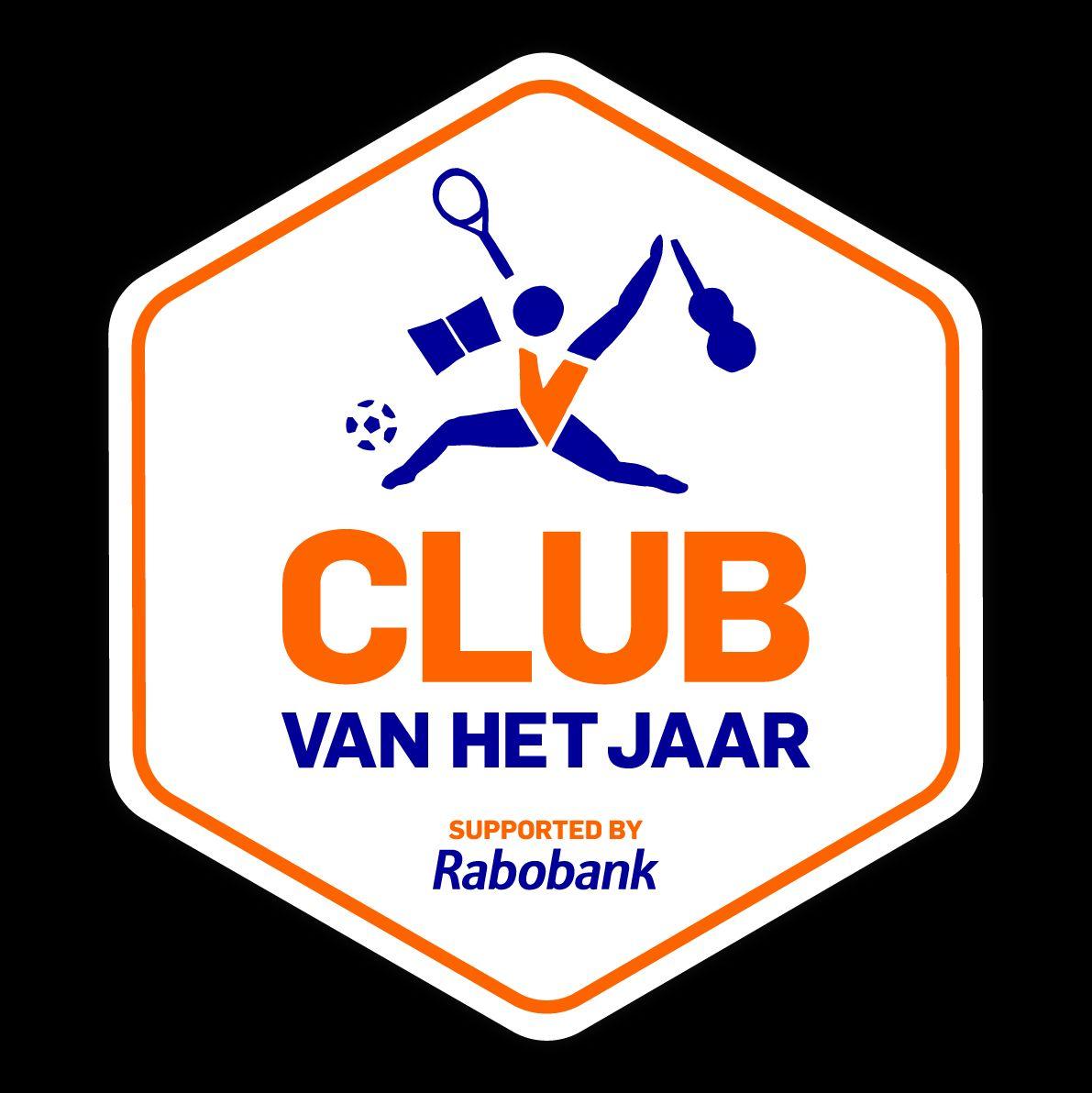 logo Club van het Jaar 2019