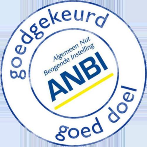 Logo ANBI - Goedgekeurd goed doel