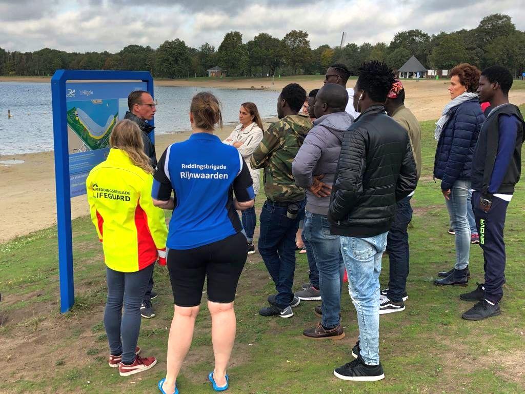 Winterswijk - waterveiligheid asielzoekers