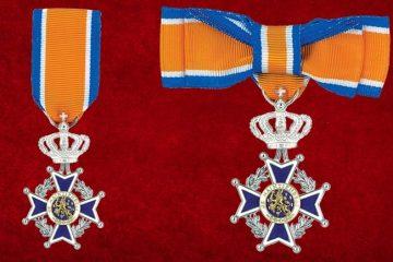 Lid in de Orde van Oranje Nassa